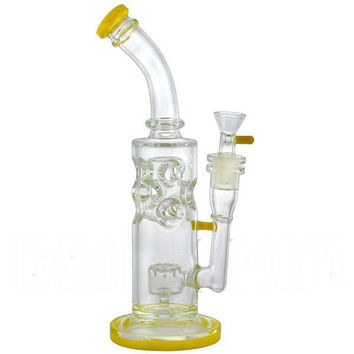 """10"""" cheesewreck Stemless + Showerhead Drum + Faberge Egg + Bent Neck + Color. Water Pipe"""