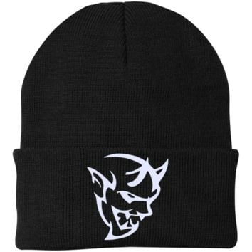 DODGE DEMON 2 CP90 Port Authority Knit Cap