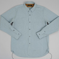 wastetwice - early shirt saxony blue