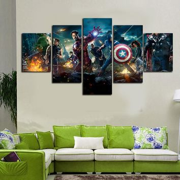 Marvel The Avengers Characters