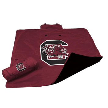 South Carolina Gamecocks NCAA All Weather Blanket