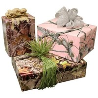 Realtree Camo Wrapping Paper 5pk $10.99 | Realtree.com