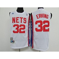 Aba New York Nets #32 Julius Erving Retro Swingman Jersey | Best Deal Online