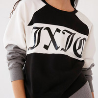Juicy Couture For UO Color Block Crew-Neck Sweatshirt | Urban Outfitters
