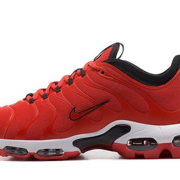 Nike Air Max Plus Tn Ultra Sport Shoes Casual Sneakers - Red
