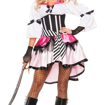 Fantasy Pirate Wench Costume