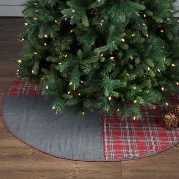 Anderson Patchwork Tree Skirt