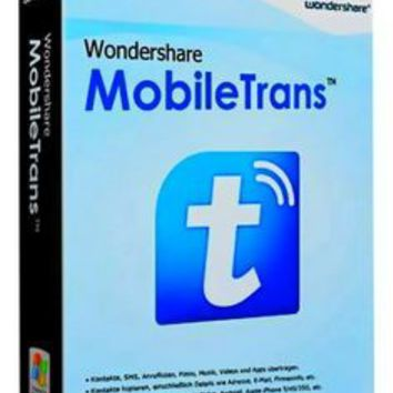 Wondershare Mobile Trans 7.5.5 Full Crack key [Serial Keygen]
