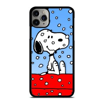 SNOOPY DOG CHRISTMAS iPhone Case Cover