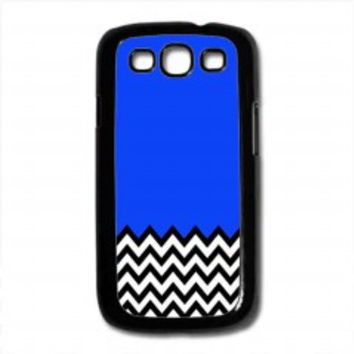 Welcome to twin peaks chevron 2 for samsung galaxy s3 case