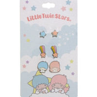 Sanrio Little Twin Stars Earring Set
