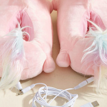 'Tis the Fantasy-son USB Foot Warmers