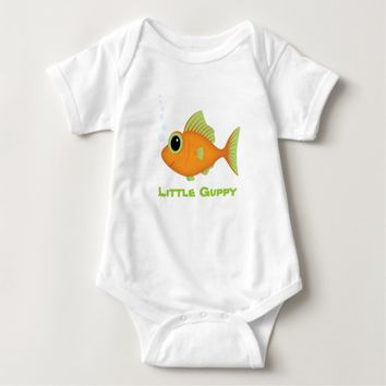 Little Guppy Fish T-shirt
