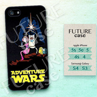 Finn and Jake iPhone 5s case Adventure Time iphone 5c case Star Wars iPhone 5 case iphone case iphone 4 case Hard or Soft Case -AT04