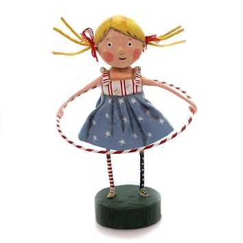 Lori Mitchell Twist & Shout Figurine