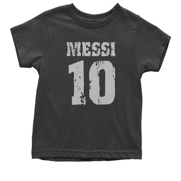 Messi 10 Football Youth T-shirt