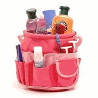 Dorm Stuff Bucket Bathroom Tote