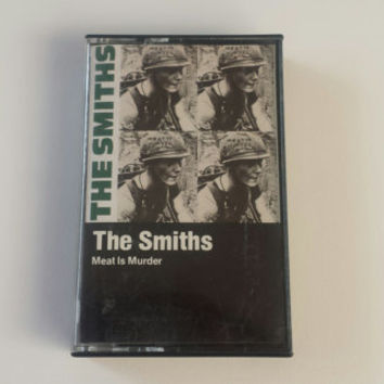 Vintage The Smiths Cassette, Meat is Murder 1985