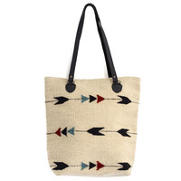 Obsidian Arrow Maria Tote