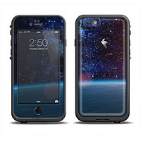 The Glowing Universe Sunrise Apple iPhone 6 LifeProof Fre Case Skin Set
