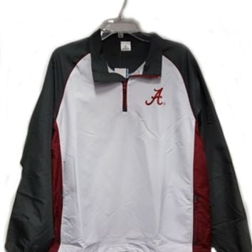 Alabama Crimson Tide Two-Tone Pullover Jacket | BAMA Pullover Jacket | Alabama Crimson Tide Jacket