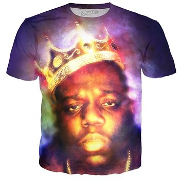 Biggie Is Watching (T-Shirt & More)
