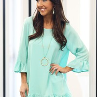 Bright Days Ahead Tunic | Monday Dress Boutique
