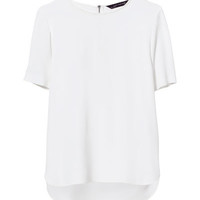 TOP WITH ASYMMETRIC HEM - Shirts - Woman - New collection | ZARA United States