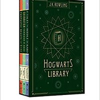 Hogwarts Library (Harry Potter) Hardcover – March 14, 2017
