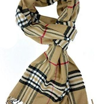 Soft Luxurious Cashmere Feel Scarf