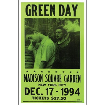 Green Day Billboard