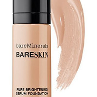 Bare Minerals BareSkin Pure Serum Foundation Broad Spectrum SPF 20 Bare Satin 06 1.0 oz