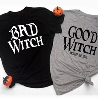 """""""Good Witch"""" """"Bad """"Witch"""""""