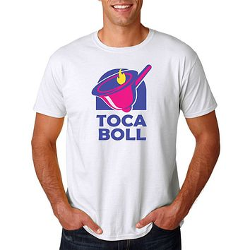 Toca Bowl - Men's CannaTee - Funny Weed Graphic T-Shirt