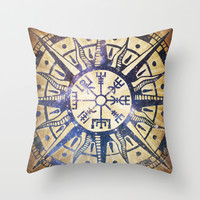 See the Way Throw Pillow by Jenndalyn