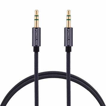3ft Gold Plated 3.5mm | Aux Cable