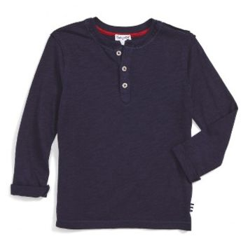 Splendid Slub Henley (Toddler Boys & Little Boys) | Nordstrom