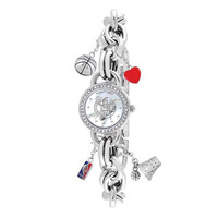 Boston Celtics NBA Women's Charm Series Watch