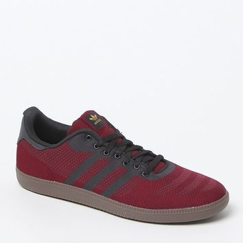 Copa Skate Woven Shoes - Mens Shoes - Red