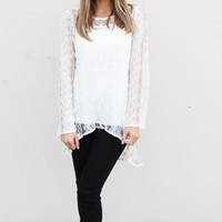 Lace and Such Tunic