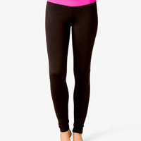 Zip Pocket Skinny Workout Leggings