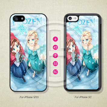 Disney Princess, Frozen, Phone Cases, iPhone 5S Case, iPhone 5 Case, iPhone 5C Case, iPhone 4 case, iPhone 4S case, Case--L51201