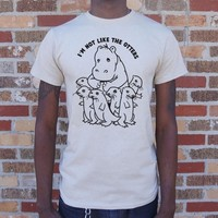 I'm Not Like The Otters Men's T-Shirt