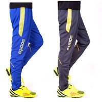 Football pant Training Soccer Pants Active Jogging Trousers Sport Running Track GYM clothing Men Sweatpant Jogger Pants 9205