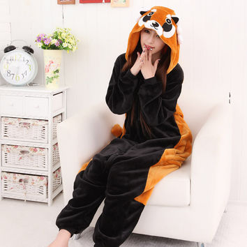 Cartoons Sleepwear Couple Animal Set Halloween Costume Cartoons Sleepwear Couple Animal Set Halloween Costume [9220984772]
