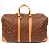 Louis Vuitton Sac Trois Weekend/Travel Bag 5597 (Authentic Pre-owned)