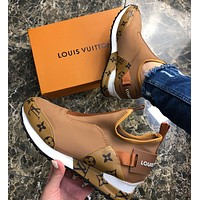 Louis Vuitton LV woman Fashion casual shoes