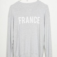 GRACEN FRANCE SWEATSHIRT