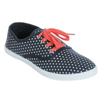 Printed Tennis Shoe | Shop Clearance at Wet Seal