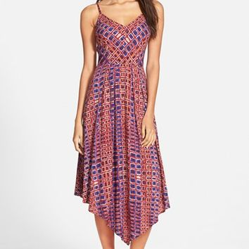 Women's Plenty by Tracy Reese Print Slipdress,